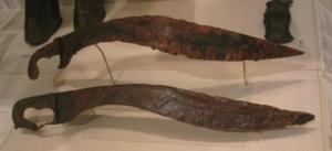 Lame de type « Kopis » Vème avant Jésus-Christ, Metropolitan Museum of Art, New York, USA