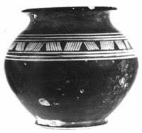 Pyxis proto-géométrique